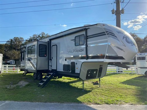Trailer Classified Ad 2020 Forest River